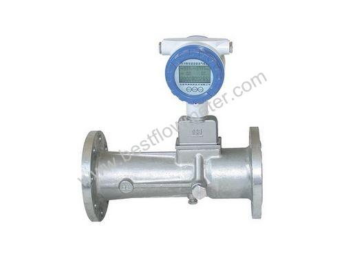 swirl flow meter